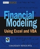 Financial Modeling Using Excel and VBA (0471651095) cover image