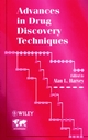 Advances in Drug Discovery Techniques (0471975095) cover image