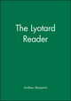 The Lyotard Reader (0631163395) cover image