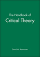 The Handbook of Critical Theory (0631183795) cover image