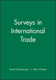 Surveys in International Trade (0631185895) cover image