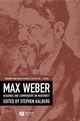 Max Weber: Readings And Commentary On Modernity (0631214895) cover image