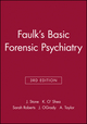 Faulk's Basic Forensic Psychiatry, 3rd Edition (0632050195) cover image