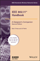 IEEE 802.11 Handbook: A Designer's Companion, 2nd Edition (0738144495) cover image