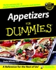 Appetizers For Dummies (0764554395) cover image