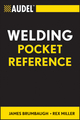 Audel Welding Pocket Reference (0764588095) cover image