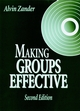 Making Groups Effective, 2nd Edition (0787900095) cover image