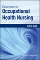 Essentials for Occupational Health Nursing (0813806895) cover image
