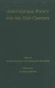 Agricultural Policy for the 21st Century (0813808995) cover image