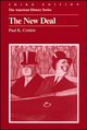 The New Deal, 3rd Edition (0882958895) cover image