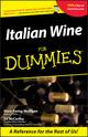 Italian Wine For Dummies (1118069595) cover image