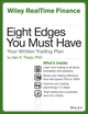 Eight Edges You Must Have: Your Written Trading Plan (1118556895) cover image