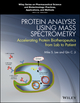 Protein Analysis using Mass Spectrometry: Accelerating Protein Biotherapeutics from Lab to Patient (1118605195) cover image