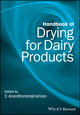 Handbook of Drying for Dairy Products (1118930495) cover image