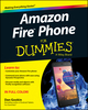 Amazon Fire Phone For Dummies (1119004195) cover image