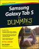 Samsung Galaxy Tab S For Dummies (1119005795) cover image