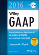 Wiley GAAP 2016: Interpretation and Application of Generally Accepted Accounting Principles CD-ROM (1119106095) cover image