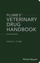 Plumb's Veterinary Drug Handbook: Pocket, 9th Edition (1119346495) cover image