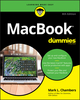 MacBook for Dummies, 8th Edition (1119607795) cover image