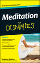 Meditation For Dummies, Portable Edition (1119940095) cover image