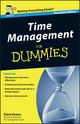Time Management For Dummies - UK, UK Portable Edition (1119996295) cover image