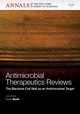 Antimicrobial Therapeutics Reviews: The Bacterial Cell Wall as an Antibiotic Target, Volume 1277 (1573318795) cover image