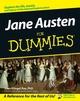 Jane Austen For Dummies (0470008296) cover image