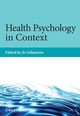 Health Psychology in Context (0470066296) cover image