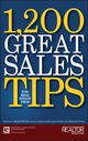 1,200 Great Sales Tips for Real Estate Pros (0470096896) cover image