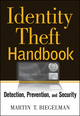 Identity Theft Handbook: Detection, Prevention, and Security (0470179996) cover image