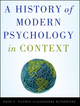 A History of Modern Psychology in Context  (0470276096) cover image
