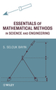 Essentials of Mathematical Methods in Science and Engineering (0470343796) cover image