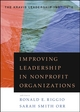 Improving Leadership in Nonprofit Organizations (0470401796) cover image