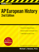 CliffsAP European History, 2nd Edition (0470550996) cover image