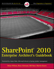 SharePoint 2010 Enterprise Architect's Guidebook (0470643196) cover image