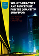 Willis's Practice and Procedure for the Quantity Surveyor, 13th Edition (0470672196) cover image