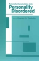 Personality Characteristics of the Personality Disordered (0471015296) cover image