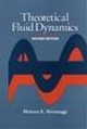 Theoretical Fluid Dynamics, 2nd Edition (0471056596) cover image