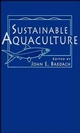 Sustainable Aquaculture (0471148296) cover image