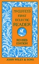 McGuffey's First Eclectic Reader, Revised Edition (0471288896) cover image