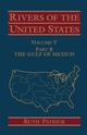 Rivers of the United States, Volume V Part B: The Gulf of Mexico (0471303496) cover image