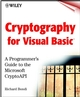 Cryptography for Visual Basic  : A Programmer's Guide to the MicrosoftCryptoAPI   (0471381896) cover image
