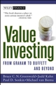 Value Investing: From Graham to Buffett and Beyond (0471463396) cover image