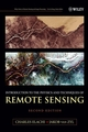 Introduction To The Physics and Techniques of Remote Sensing, 2nd Edition (0471475696) cover image