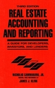Real Estate Accounting and Reporting: A Guide for Developers, Investors, and Lenders, 3rd Edition (0471510696) cover image