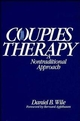 Couples Therapy: A Nontraditional Approach (0471589896) cover image