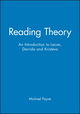 Reading Theory: An Introduction to Lacan, Derrida and Kristeva (0631182896) cover image