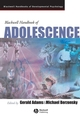 Blackwell Handbook of Adolescence (0631219196) cover image