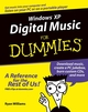 WindowsXP Digital Music For Dummies (0764575996) cover image