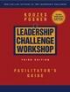 The Leadership Challenge Workshop, Facilitator's Guide (0787978396) cover image